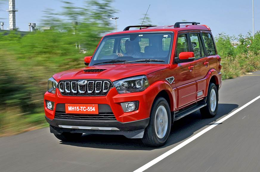2017 Mahindra Scorpio facelift review, test drive