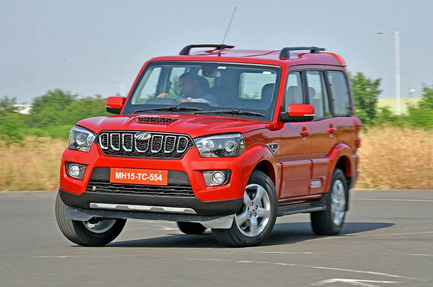2017 Mahindra Scorpio Facelift Review Prices Engine
