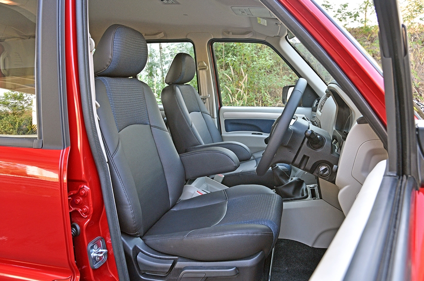 Top variant gets new faux leather upholstery.