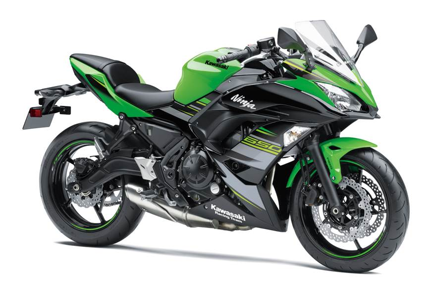 Kawasaki Ninja 650 KRT launched at Rs 5.49 lakh