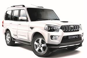 2017 Mahindra Scorpio facelift launched at Rs 9.97 lakh