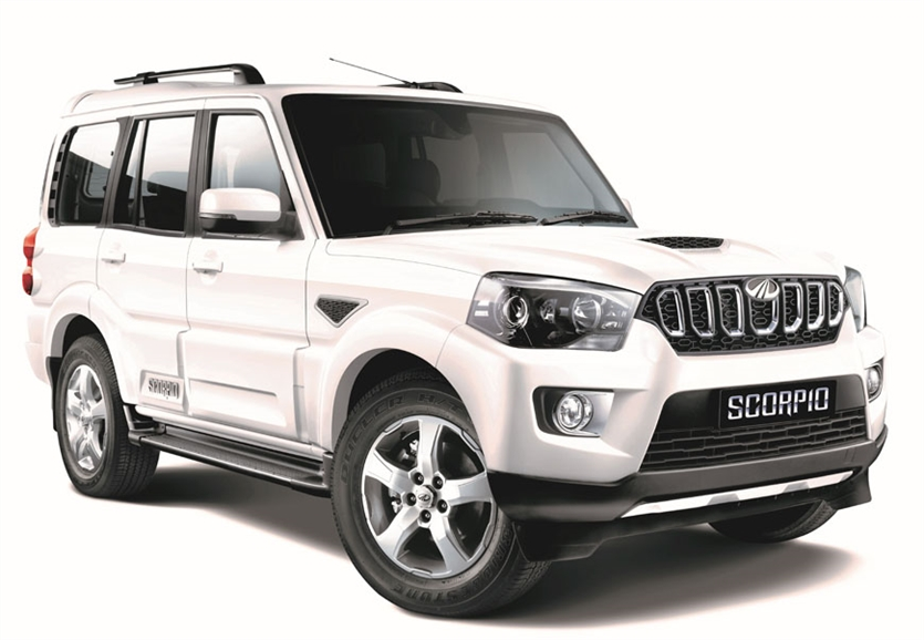 2017 Mahindra Scorpio price, variants, engine, specifications, details, equipment, and more ...