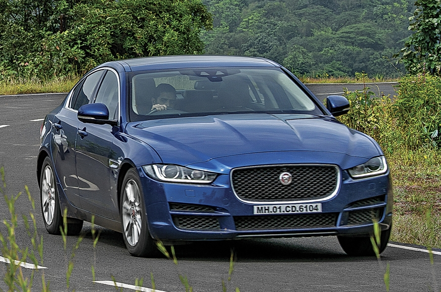 Superb chassis and steering give XE a dynamic edge.