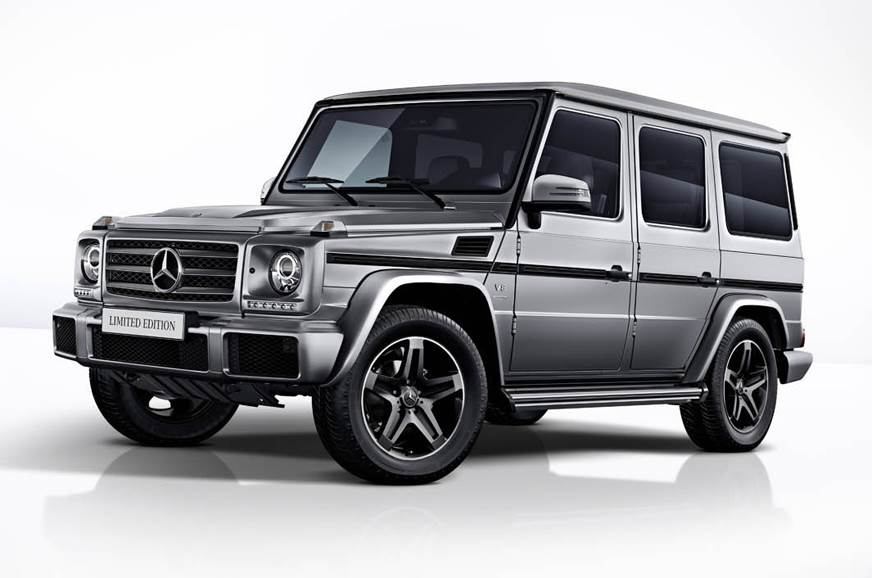 New Mercedes G-class interiors leaked