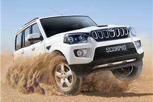 2017 Mahindra Scorpio facelift price, variants explained