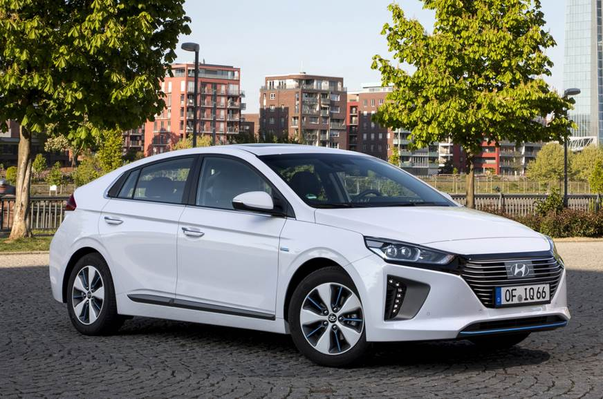 Hyundai Ioniq bags Women's World Car of the Year 2017 award