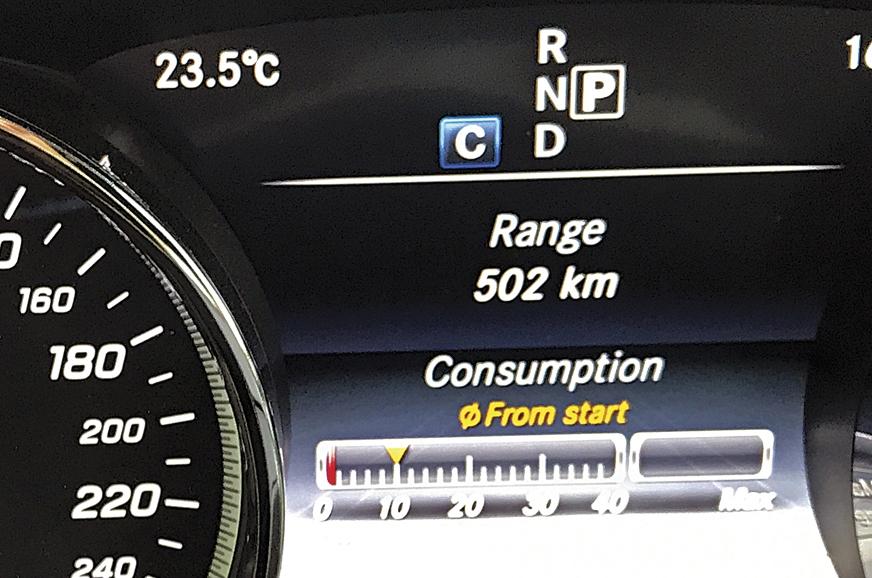 RANGE EXTENDER: 66-litre tank makes fill-ups far and few ...