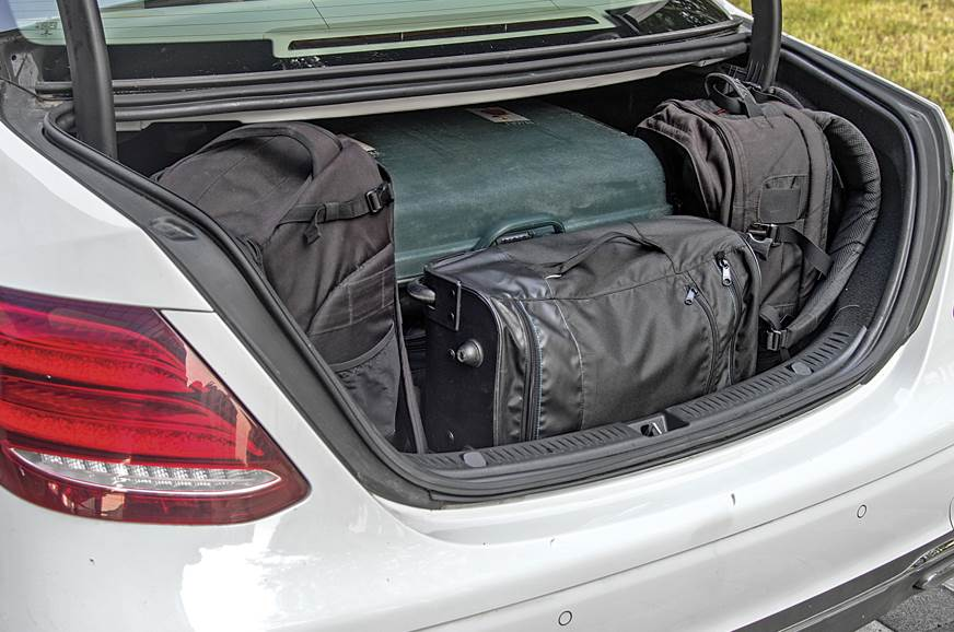 GIVEN THE BOOT: Boot too small and space-saver eats into ...