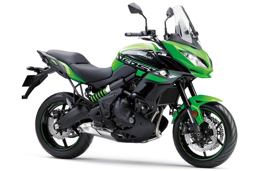 2018 Kawasaki Versys 650 launched at Rs 6.50 lakh
