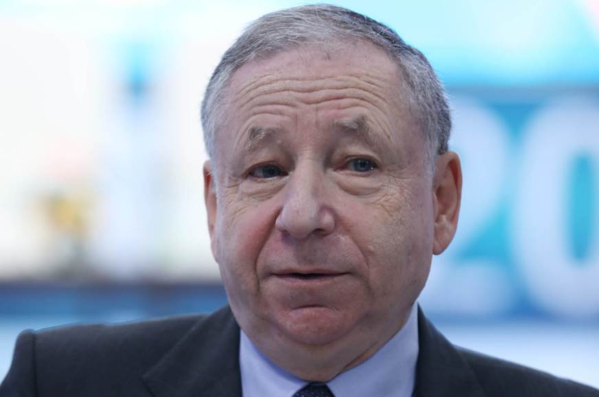 FIA president Jean Todt calls for greater road safety enforcement