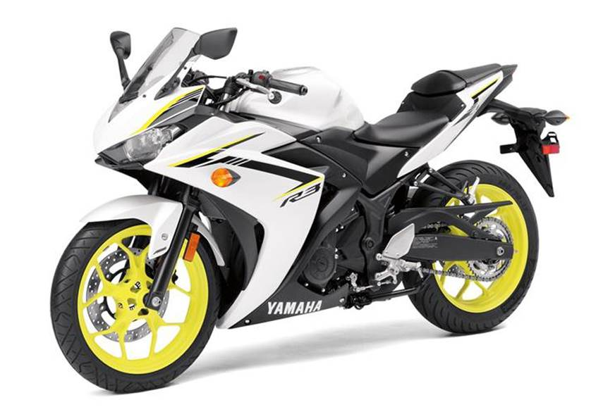 Yamaha Yzf R3 Updated For 2018 Autocar India
