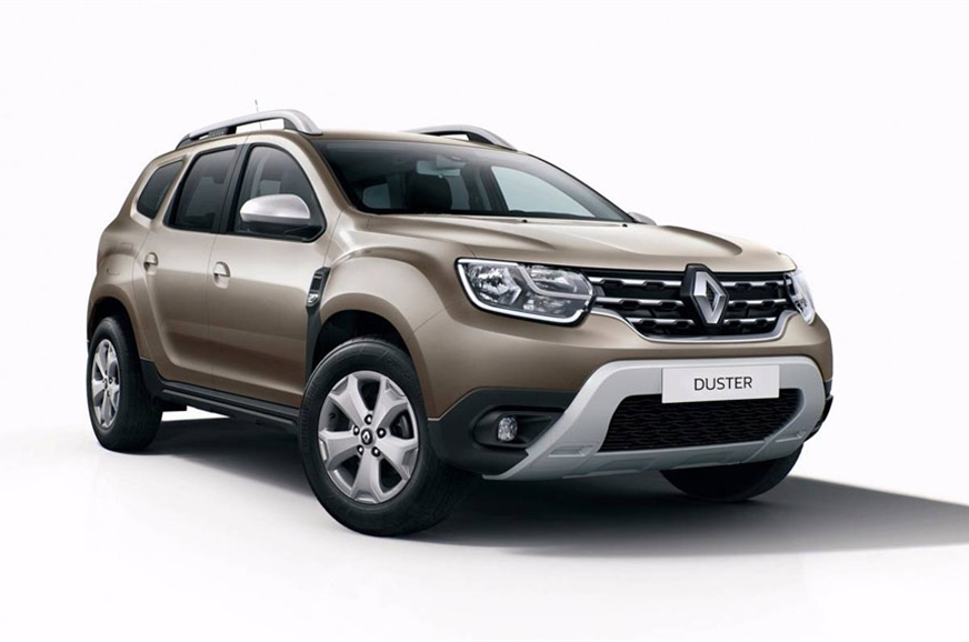 New Renault Duster.