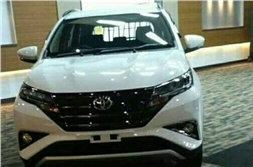 Next-gen Toyota Rush leaked ahead of official unveil