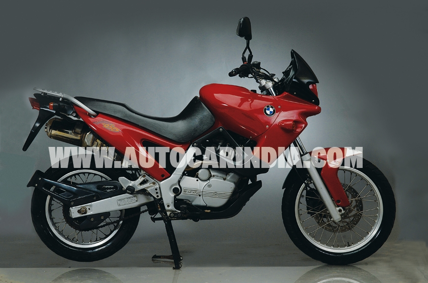 The BMW F650 did not come with the famous Boxer engine, b...