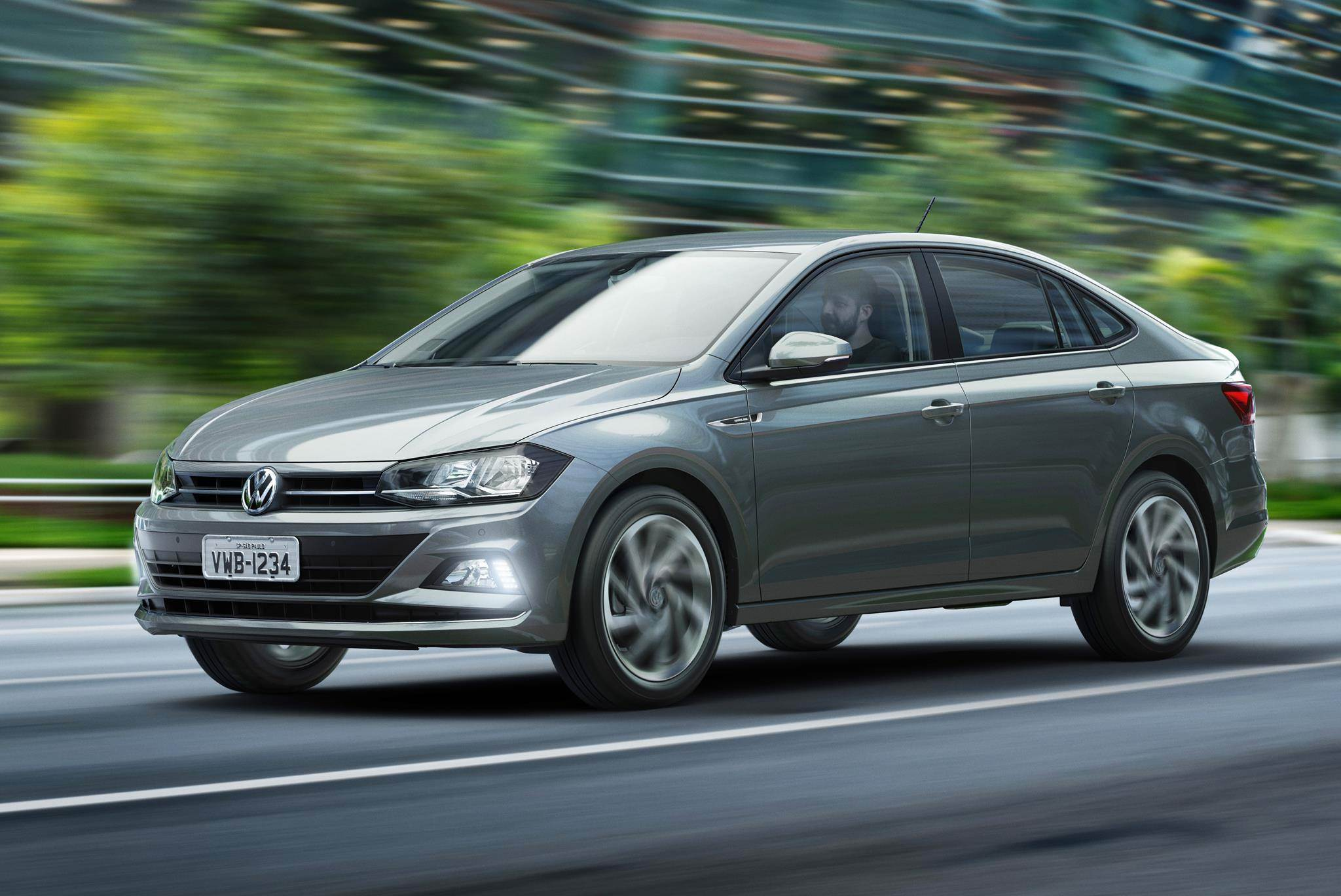 2018 Volkswagen Virtus revealed