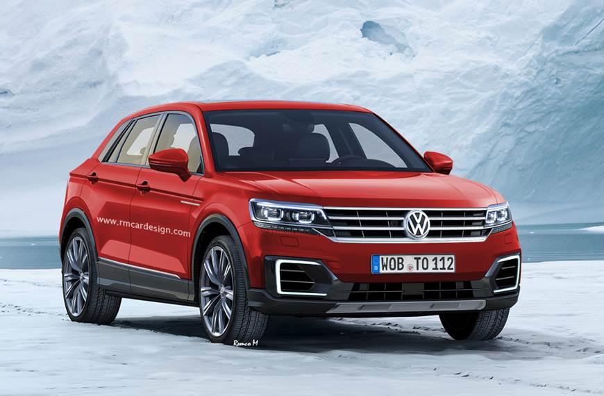 Volkswagen T Cross Suv To Take On Hyundai Creta India