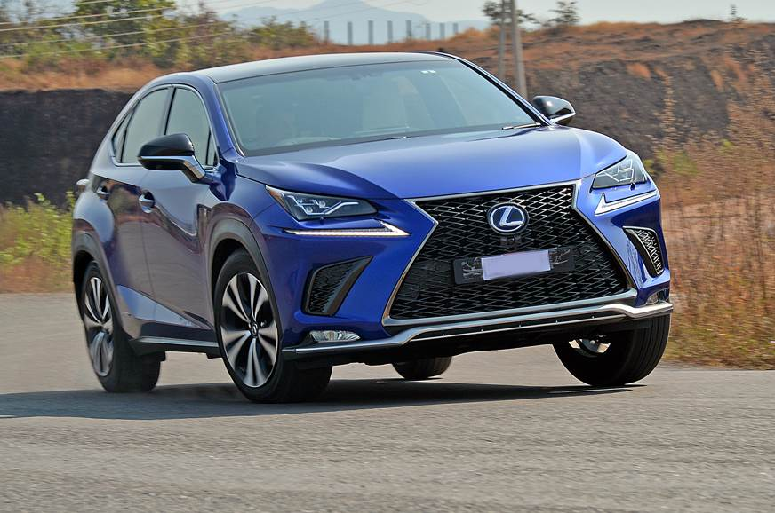 2017 Lexus NX300h review, first drive