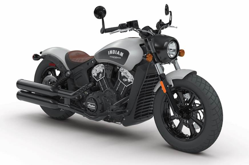 2018 Indian Scout Bobber launched at Rs 12.99 lakh