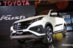 2018 Toyota Rush unveiled