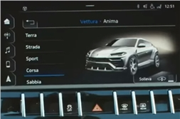 Lamborghini Urus design leaked in video teaser
