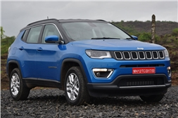 FCA recalls Jeep Compass in India over airbag issue