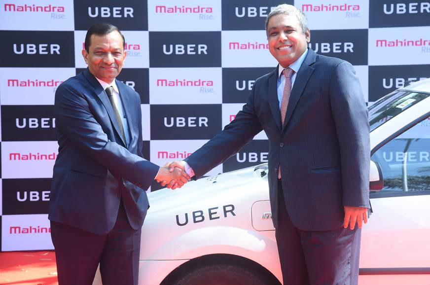 Pawan Goenka, MD, Mahindra and Madhu Kannan, Chief Busine...
