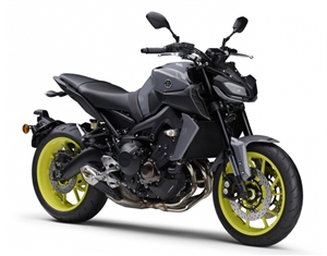 New Yamaha MT-09 launched at Rs 10.88 lakh