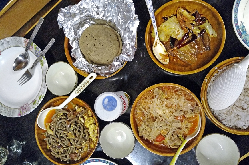 Authentic Bhutanese delicacies are a must for those who l...