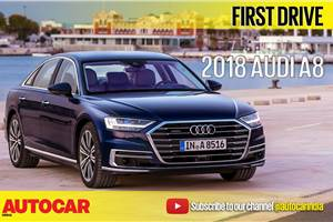 2018 Audi A8 video review