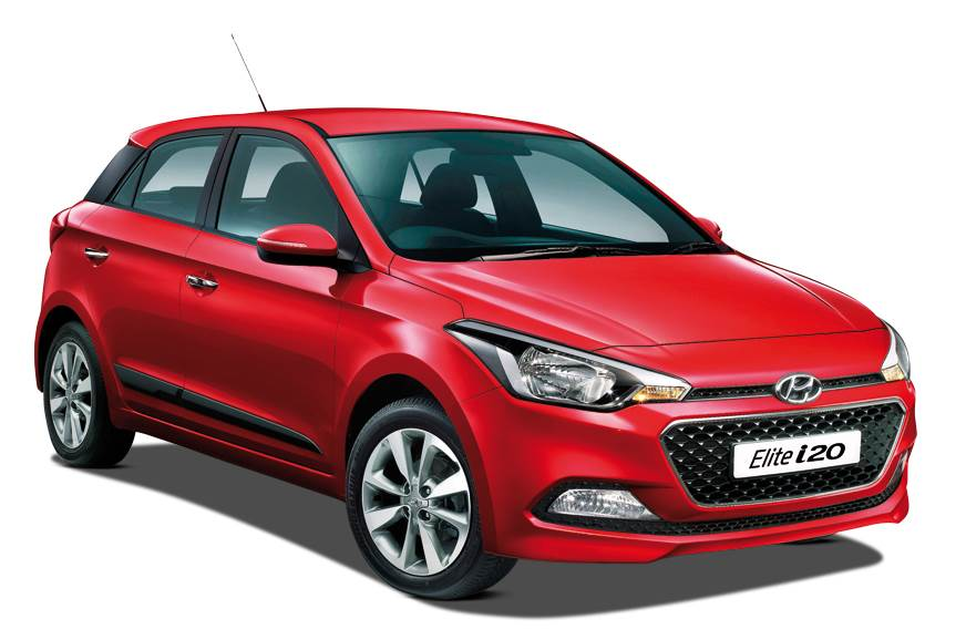 The current i20 on sale in India.