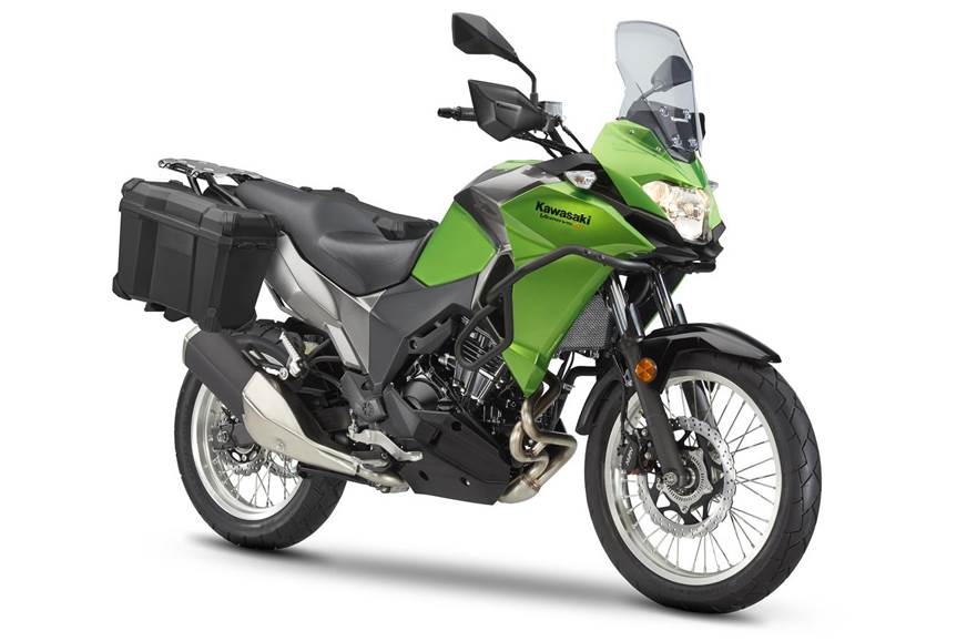 2018 Kawasaki Versys-X 300 launched at Rs 4.6 lakh