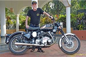 In conversation with Paul Carberry, Carberry Motorcycles
