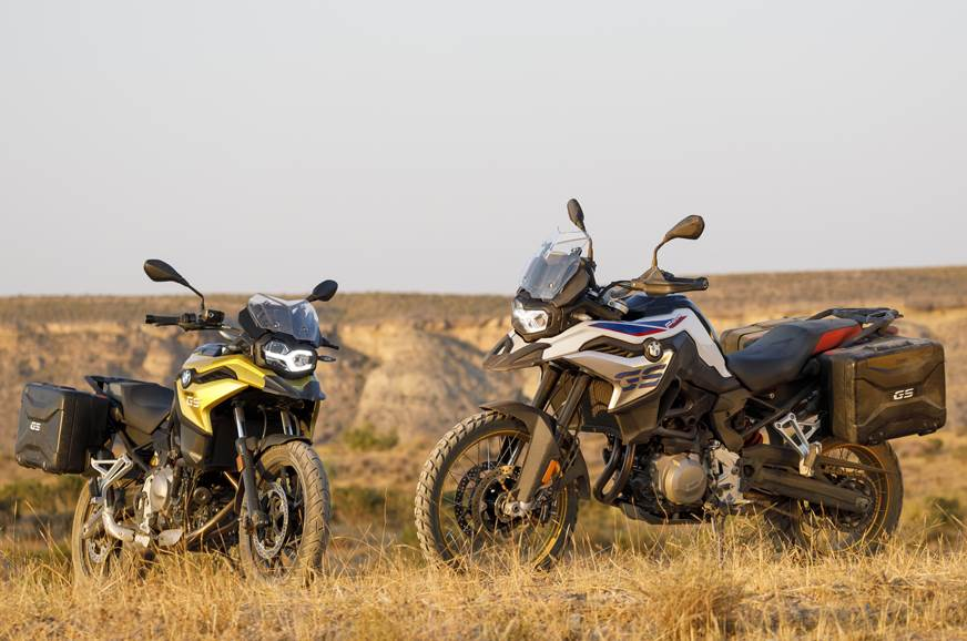BMW F750 GS, F850 GS to be launched at Auto Expo 2018