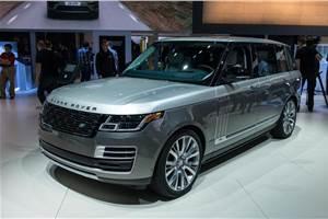 New LWB Range Rover SVAutobiography unveiled