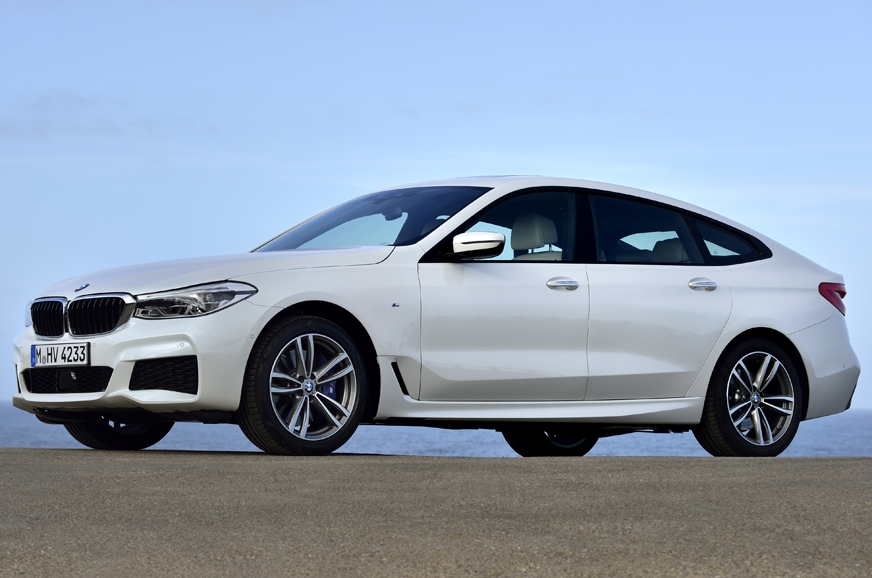 The 6-series GT.