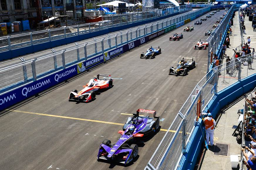 Honda in no hurry to join Formula E