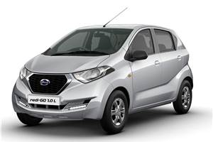 Datsun Redigo AMT to launch in January 2018