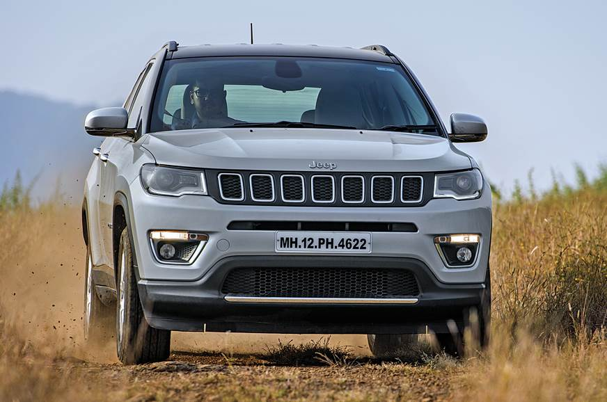 2017 Jeep Compass review, road test