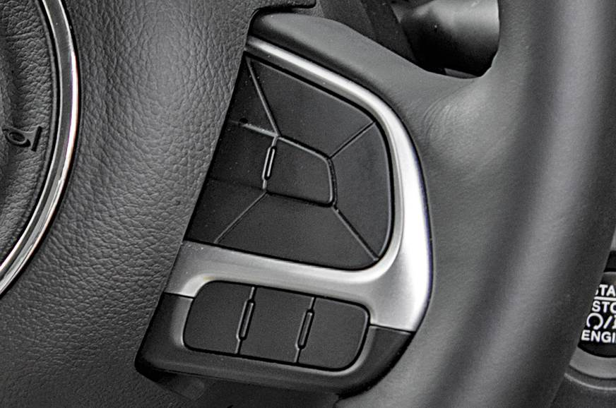 Blanked-out buttons on steering are a constant reminder t...