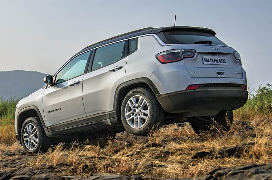 Long-travel suspension and clever all-wheel-drive system ...