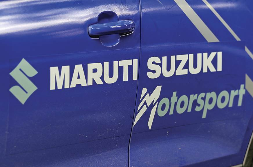 Team Maruti Suzuki Motorsport proved itself at the Maruti...