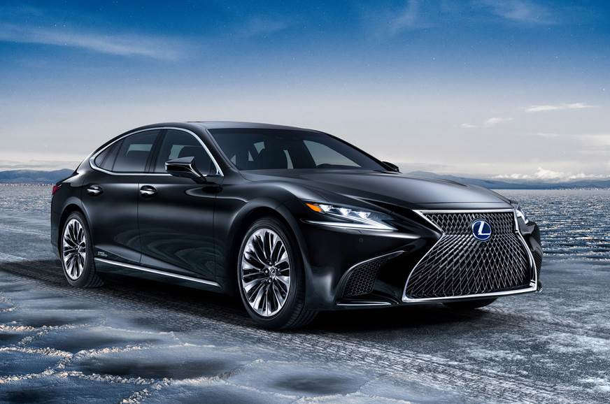 Lexus LS 500h India launch in January 2018