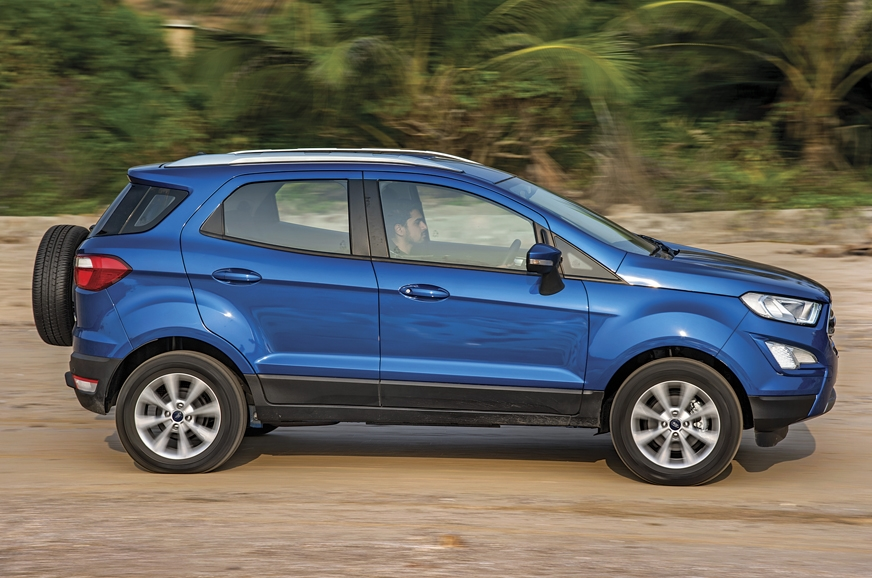 EcoSport's Dragon engine is the highlight of its drive ex...
