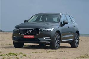 2017 Volvo XC60 India review, test drive