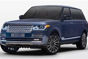 Land Rover Range Rover Autobiography by SVO Bespoke launched at Rs 2.80 crore