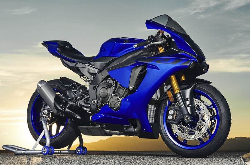 2018 Yamaha YZF R1 launched at Rs 20.7 lakh