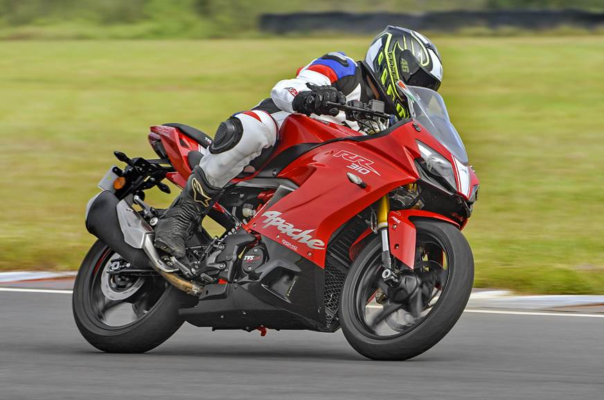 2018 TVS Apache RR 310 review, test ride