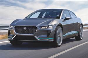 Production-spec Jaguar I-Pace to be revealed at Geneva
