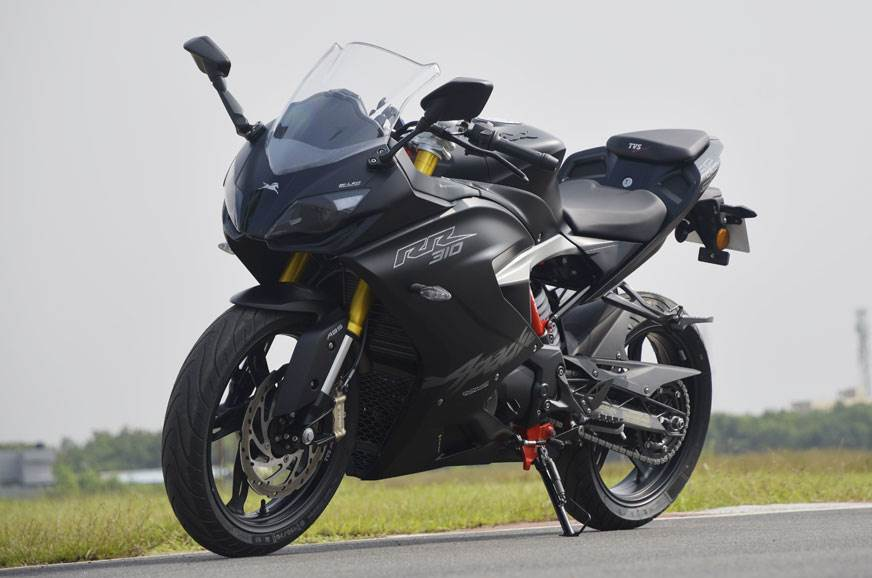 TVS Apache RR 310: 5 things to know