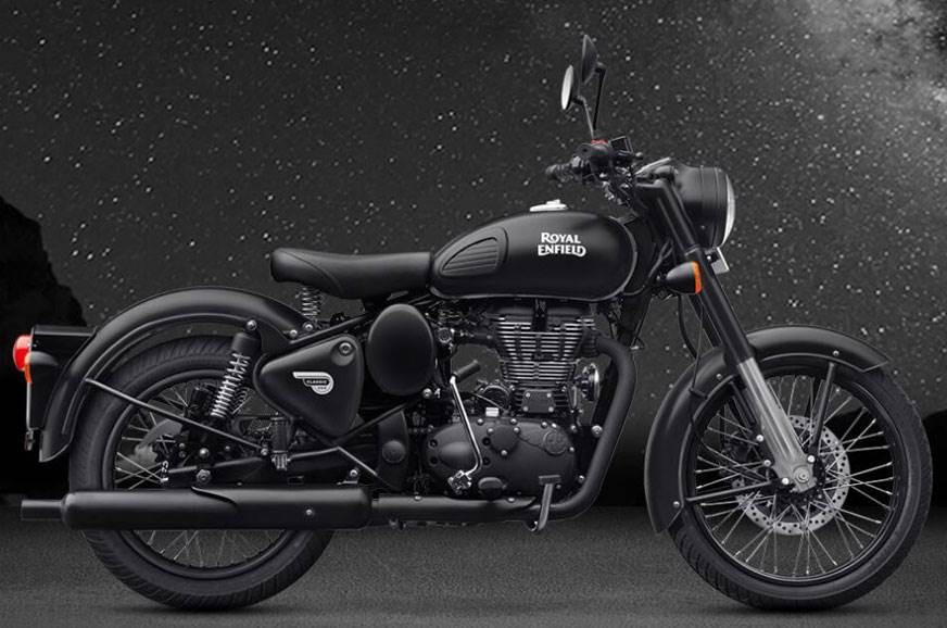 Royal Enfield Classic 500 Limited Edition For Charity